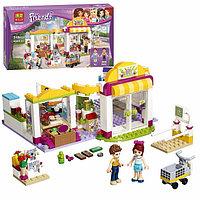 "Конструктор Bela Friends 10494 ""Супермаркет"" (аналог LEGO Friends 41118), 318 деталей, фото 1"