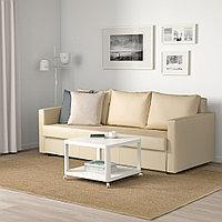 ФРИХЕТЭН 3-местный диван-кровать, Бумстад светло-бежевый, фото 1