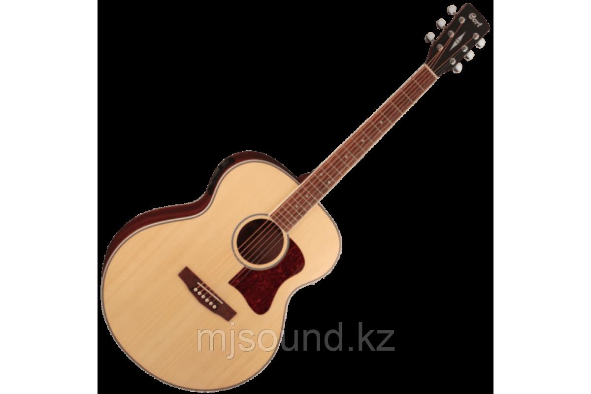 Электроакустическая гитара Cort CJ-MEDX NAT