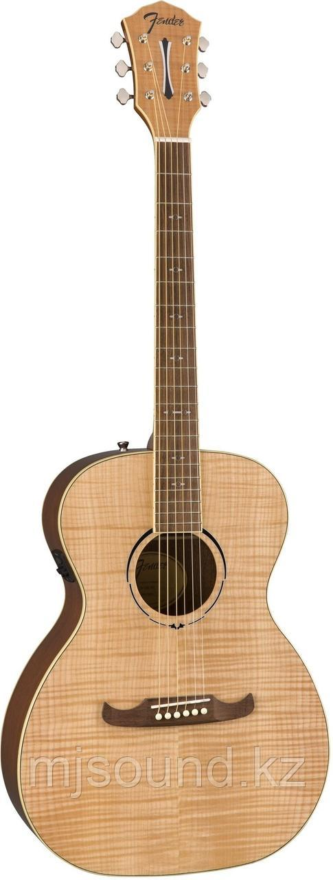 Электроакустическая гитара Fender FA-235E NAT