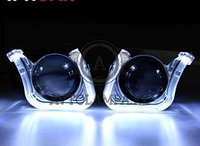 G147 Маска 2.5 inch Epistar LED глаза ангела(гар-тия 6 мес) (ком-т)