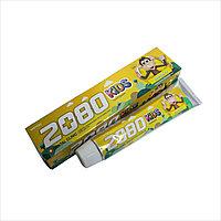 Dental Clinic 2080 Toothpaste for Children Banana Детская зубная паста со вкусом Банана 80 гр.