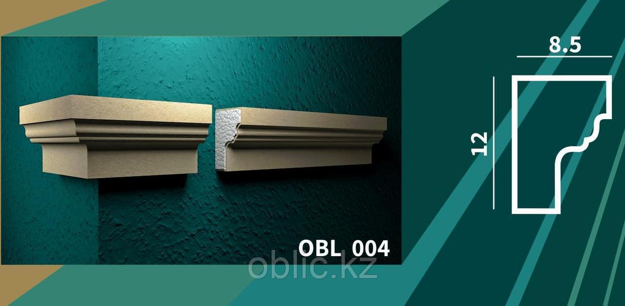 Подоконник фасадный OBL 004