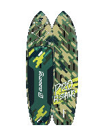 Надувная доска для сап-бординга Gladiator FISHING PRO 12,6 2020, фото 1