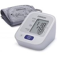 Тонометр Omron M2 Basic HEM 7121 ALRU медицинский автоматический на плечо, Тонометры автоматические, №1