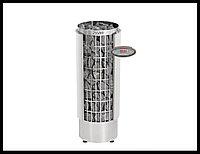 Электрическая печь Harvia Cilindro PC90VHEE (белая, полуоткрытый корпус, с выносным пультом в комплекте), фото 1