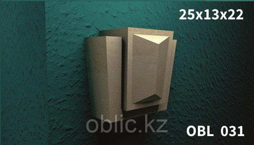 Замковый камень для фасада OBL 039, фото 2
