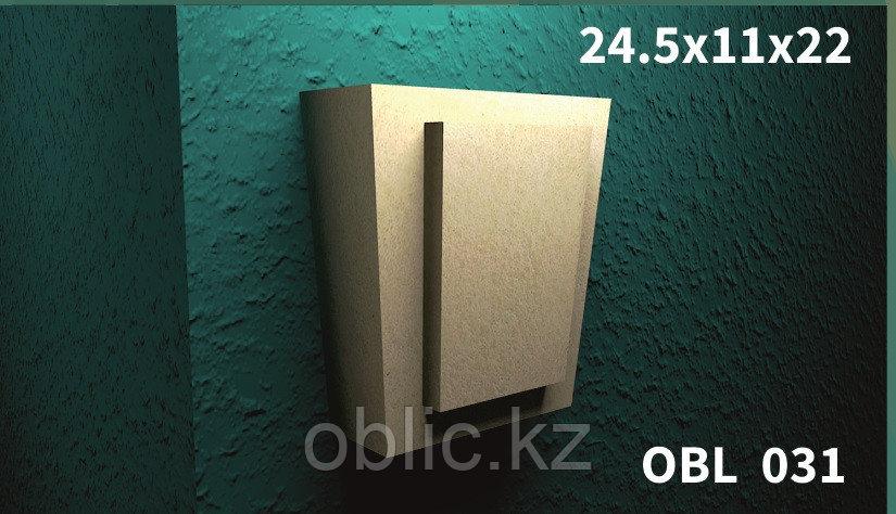 Замковый камень OBL 037 (3)