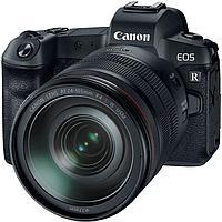 Цифровой фотоаппарат Canon EOS R Kit (RF 24-105mm f/4L IS USM)