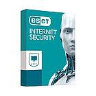 Антивирус Eset NOD32 Internet Security (лицензия на 1 год на 3 ПК)