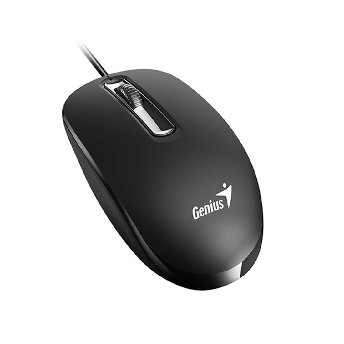 Компьютерная мышь оптическая Genius DX-130 (Black)