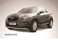 Защита переднего бампера d57 Mazda CX-5