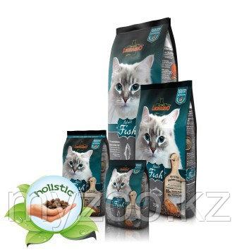 Leonardo Sensitive Adult Fish & Rice (рыба/рис) Леонардо сухой корм для чувствительных кошек, уп. 15 кг.