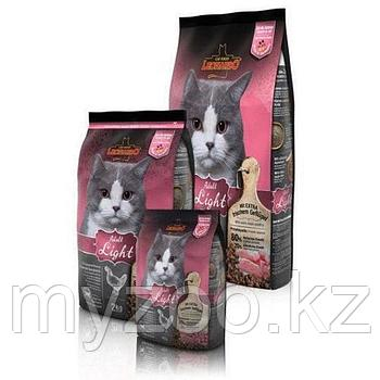 Leonardo Adult Light/ лайт, Леонардо Корм для кошек с избыточным весом, уп. 400гр.