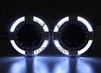 G149 Маска 2.5 inch Epistar LED глаза ангела(гар-тия 6 мес)(ком-т)