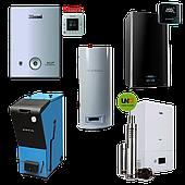 Котлы для отопления и отопительное оборудование