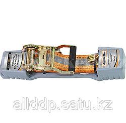 Ремень багажный с крюками, 0,038х10м, храповый механизм Automatic 54366 (002)