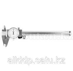 Штангенциркуль, 150 мм, стрелочный 31601 (002)