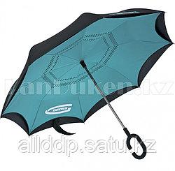 Зонт-трость обратного сложения, эргономичная рукоятка с покрытием Soft Touch 69701 (002)
