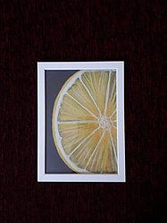 """Картина """"Долька лимона"""""""