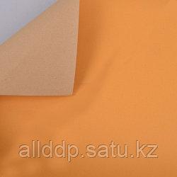 Аква бумага, двухсторонняя, оранжевая