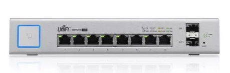 Коммутатор Ubiquiti UniFi Switch PoE 8 портов 150W, фото 2