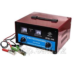 Зарядное устройство для аккумуляторов HYKC-50, 6/12/24В, 50А