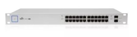 Коммутатор Ubiquiti UniFi Switch PoE 24 порта 250W, фото 2