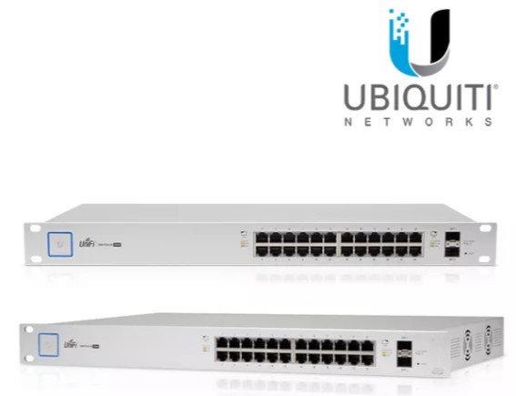 Коммутатор Ubiquiti UniFi Switch 24, фото 2