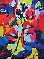 Картина по номерам красками 40*50см