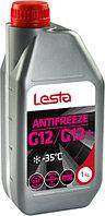 Антифриз концентрат Lesta (красный) G12/G12+  1 кг