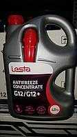 Антифриз концентрат Lesta (красный) G12/G12+  20 литров