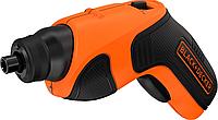 Аккумуляторная отвертка  Black&Decker CS3651LC