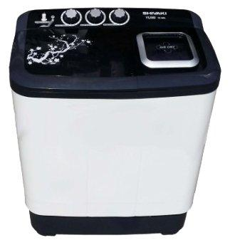 Стиральная машина Shivaki TG 100 FP с помпой (черный)