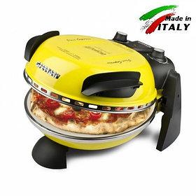 Пиццамейкер - мини печь для выпечки пиццы  G3 ferrari Delizia G10006 желтая