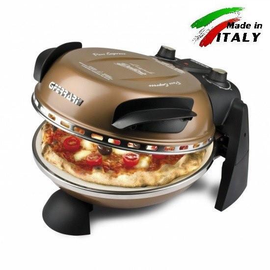 Пиццамейкер - мини печь для выпечки пиццы  G3 ferrari Delizia G10006 медная