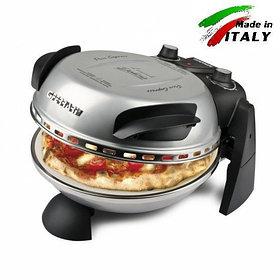 Пиццамейкер - мини печь для выпечки пиццы  G3 ferrari Delizia G10006 серая