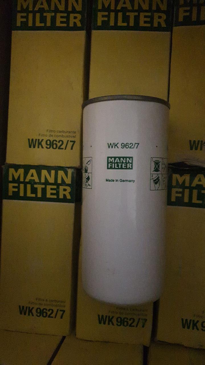 D93/H212(M18x1.5) MANN WK962/7 Топливный фильтр