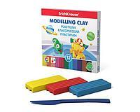 Пластилин классический Monsters 12 цветов со стеком, 180г (коробка)