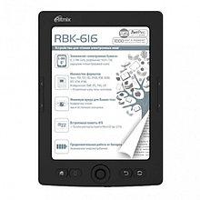 Электронная книга Ritmix RBK-616 черный