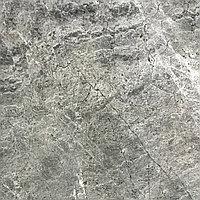 Керамогранит матовый Темно-серый с разводами / 600*600