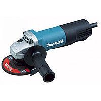 УШМ Makita 9556HP, 220В, 840Вт, D100мм, 11000об/мин, шпиндель DIN type.