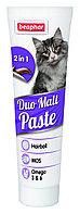 Beaphar *Duo Active Paste*, паста для кошек мультивитаминная, 100г