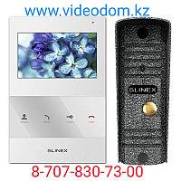 Видеодомофоны Slinex, Kocom,commax, hikvision,kenwei,smart,anytek