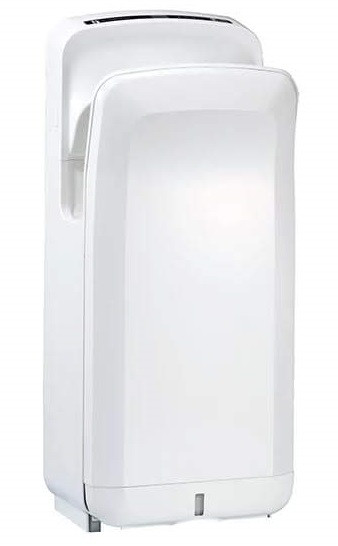 Высокоскоростная сушилка для рук Breez JET BHD-1650 AW (Белая)