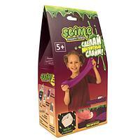 """Слайм Малый набор для девочек """"Лаборатория"""" фиолетовый магнитный 100 гр."""