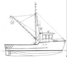 Рыбопромысловый катер «Пеликан»