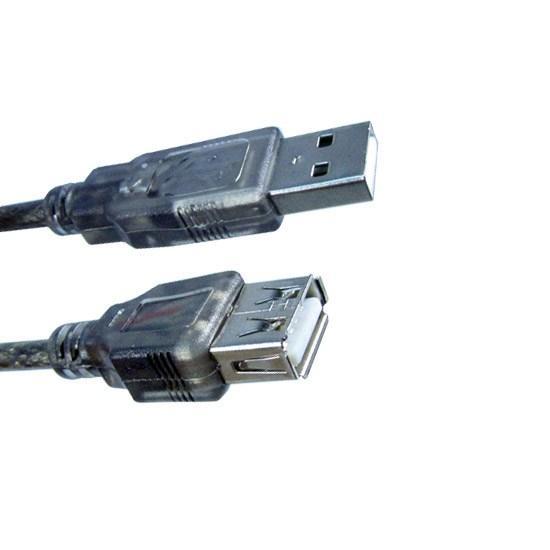 Удлинитель Monster Cable USB AM-AF (3 м, Black)