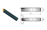 Резец проходной прямой 25х16х140 ВК8 (ГОСТ 18878-73)