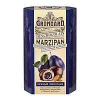 """Марципан в шоколаде с начинкой Нежный Чернослив """"Grondard"""""""
